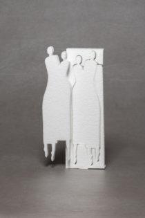 styropor Abstract figuur