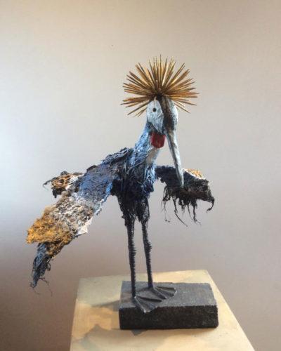 Pretex Werkstuk knutselen kraanvogel