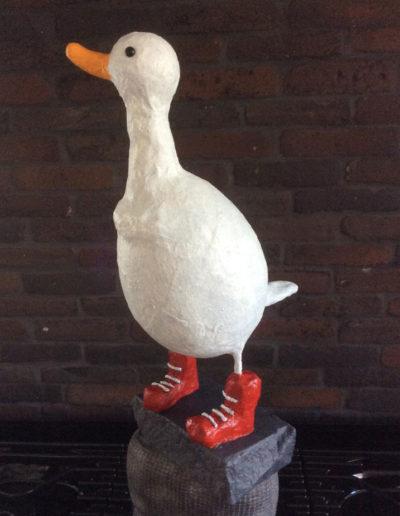 Pretex dieren knutselen ducky