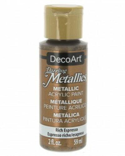 DecoArt Metallic div. kleuren