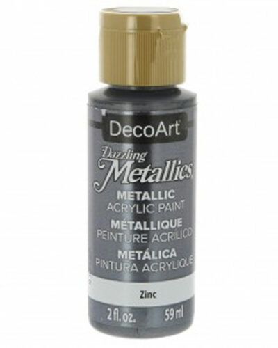 DecoArt Acrylverf Metallic