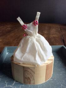 Vakantie knutselpakket jurk Pretex